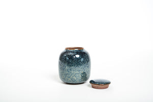 Jun Glazed Jar, 320 ml