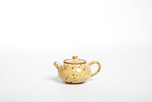 Load image into Gallery viewer, Yellow Salt Teapot, 100ml