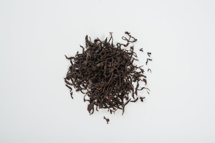 Aged Lapsang Souchong, 2007