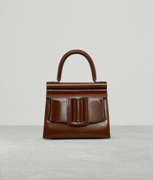 KARL 19 LEATHER BUCKLE CASTAGNA