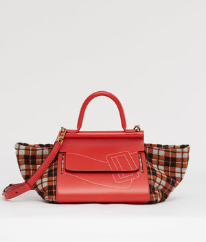 KARL 24 PARALLEL LAVA / ORANGE PLAID