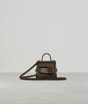 KARL SURREAL TWO-TONE SADDLE / CARAMEL
