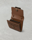 BUCKLE SQUARE WALLET  NOCCIOLA