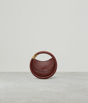 DISC PURSE HICKORY