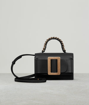 FRED 19 GOLD BUCKLE BLACK