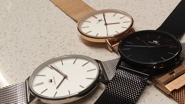Sussex Collection Watches Edmon West
