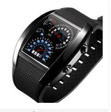 Fashion Men's Watch Unique LED Digital Watch