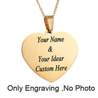 Personalized Name Custom Necklace