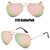 Mirror Sunglasses Women/Men