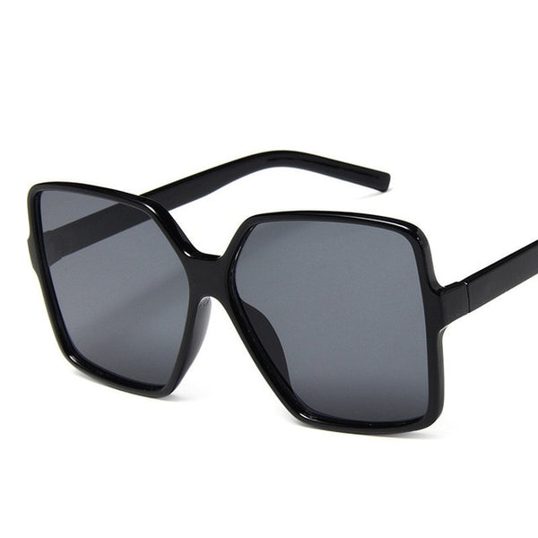 Oversize Sunglasses Gradient