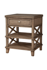 Potter Nightstand, French Truffle