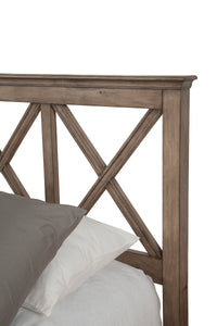 Potter Headboard Only, French Truffle