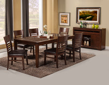 Load image into Gallery viewer, Granada Side Chairs, Brown Merlot