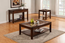 Load image into Gallery viewer, Granada Coffee Table, Brown Merlot