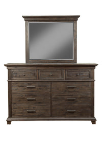 Newberry Dresser, Salvaged Grey