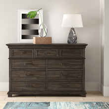 Load image into Gallery viewer, Newberry Dresser, Salvaged Grey