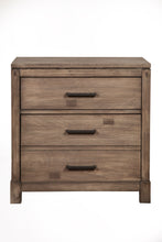 Load image into Gallery viewer, Sydney Nightstand, Weathered Grey