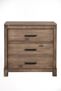 Sydney Nightstand, Weathered Grey