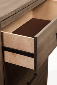 Sydney Chest, Weathered Grey