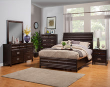 Load image into Gallery viewer, Legacy Storage Bed, Black Cherry