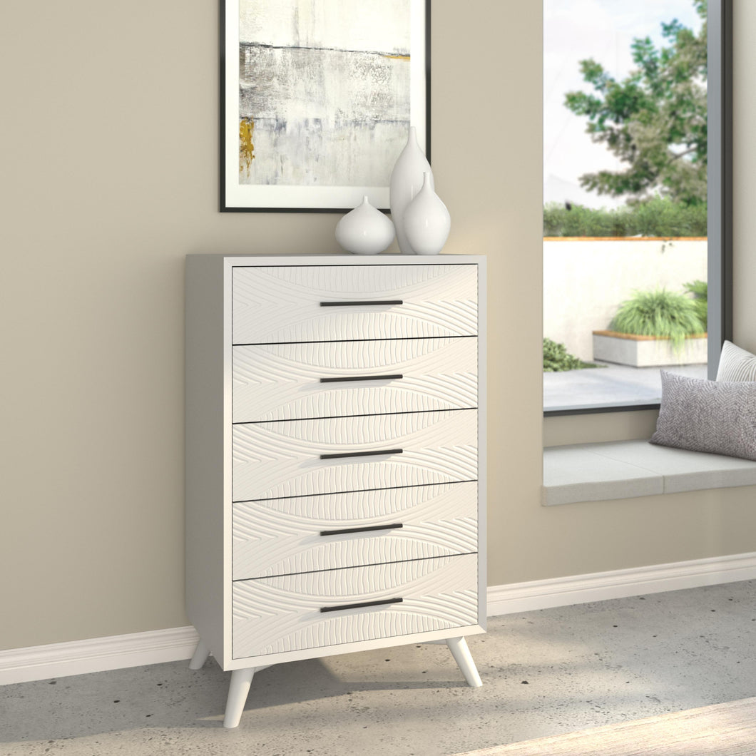 Tranquility Chest, White