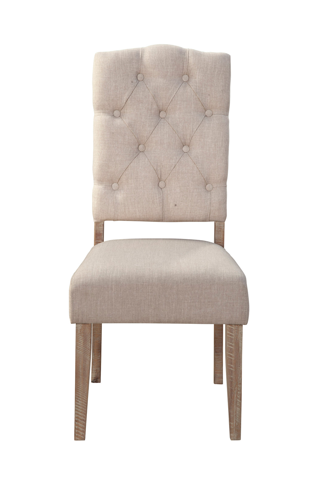 Newberry Side Chairs (Weathered Natural)