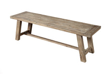 Load image into Gallery viewer, Newberry Bench (Weathered Natural)