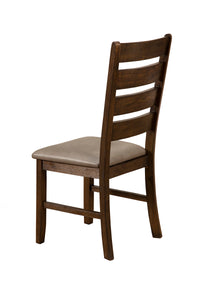 Emery Side Chairs, Walnut