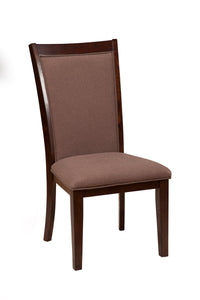 Trulinea Side Chairs, Dark Espresso