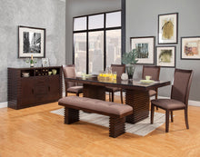 Load image into Gallery viewer, Trulinea Side Chairs, Dark Espresso