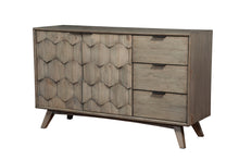 Load image into Gallery viewer, Shimmer Dresser, Antique Grey