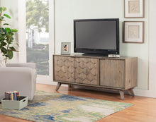 Load image into Gallery viewer, Shimmer TV Console, Antique Grey