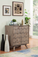 Load image into Gallery viewer, Shimmer Bar Cabinet, Antique Grey