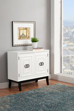 Load image into Gallery viewer, Zen Accent Chest, White
