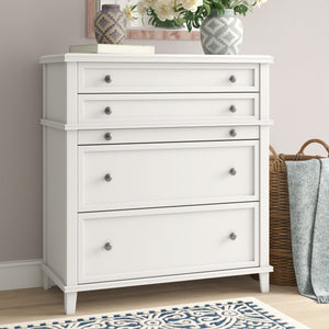 Potter Chest, White