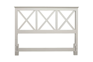 Potter Bed - Headboard Only, White