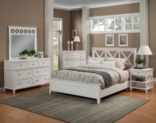 Load image into Gallery viewer, Potter Bed, White
