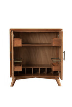 Load image into Gallery viewer, Flynn Small Bar Cabinet, Acorn