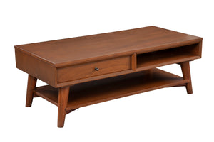 Flynn Coffee Table, Acorn