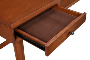 Flynn Large Desk, Acorn