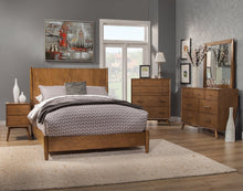 Load image into Gallery viewer, Flynn Panel Bed, Acorn