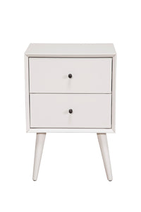 Flynn Nightstand, White