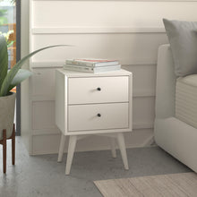 Load image into Gallery viewer, Flynn Nightstand, White