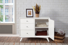 Load image into Gallery viewer, Flynn Accent Cabinet, White