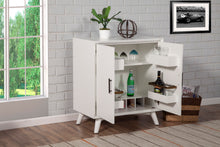Load image into Gallery viewer, Flynn Small Bar Cabinet, White