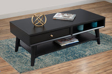 Load image into Gallery viewer, Flynn Coffee Table, Black