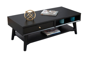 Flynn Coffee Table, Black