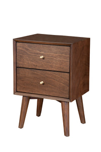 Flynn Nightstand, Walnut