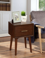 Load image into Gallery viewer, Flynn End Table, Walnut