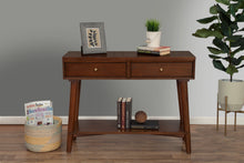 Load image into Gallery viewer, Flynn Console Table, Walnut